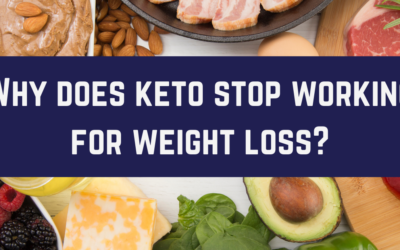Why does keto stop working for weight loss?